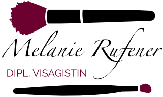 Logo Melanie Rufener Visagistin